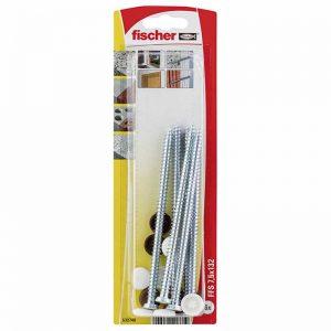 Fischer abakkeretcsavar FFS 7,5X132 K NV