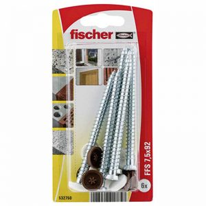 Fischer abakkeretcsavar FFS 7,5X92 K NV