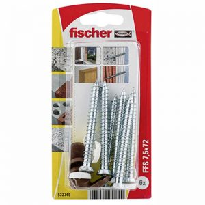 Fischer abakkeretcsavar FFS 7,5X72 K NV