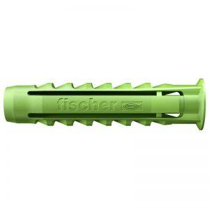 Fischer SX 8x65 nylondűbel Green