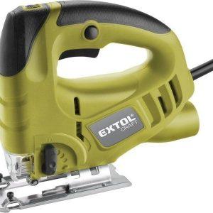 Extol Craft dekopír fűrészgép, szabályozható sebesség, 570W; max. vágási kapacitás: 65mm, Bosch befogás 405123