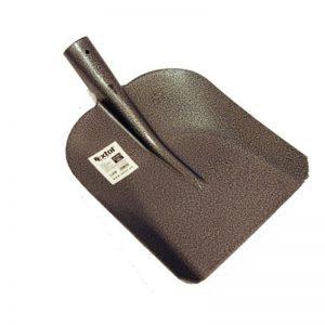 EXTOL CRAFT lapát 100dkg (lemez) antikolt, nyél nélkül, 240×280mm 900158