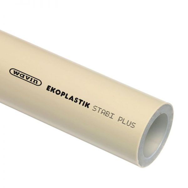 EKOPLASTIK EKO PP-R Stabi Plus cső D32 PN20 L=4m